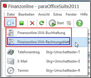 Handbuch paraOfficeSuite